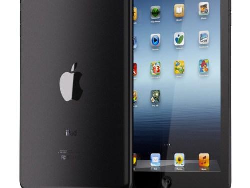 Apple Has Ordered 10 Million iPad Mini For Holiday Quarter