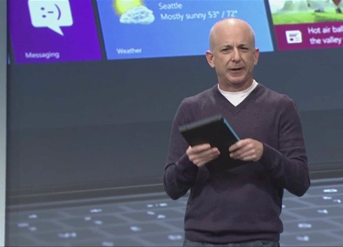 Microsoft Windows Chief Steven Sinofsky Departs