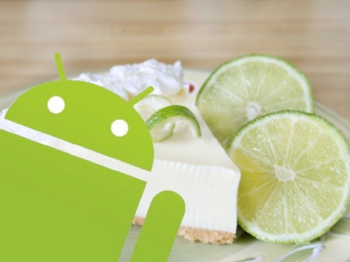 Qualcomm Roadmap Shows That Google Android 5.0 (Key Lime Pie), Is Coming This Spring