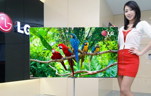 LG Looking to Capture TV Market With Next Gen Technology