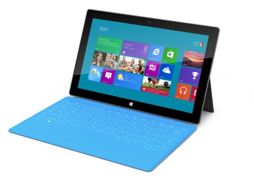 Microsoft having trouble producing Surface tablet PCs