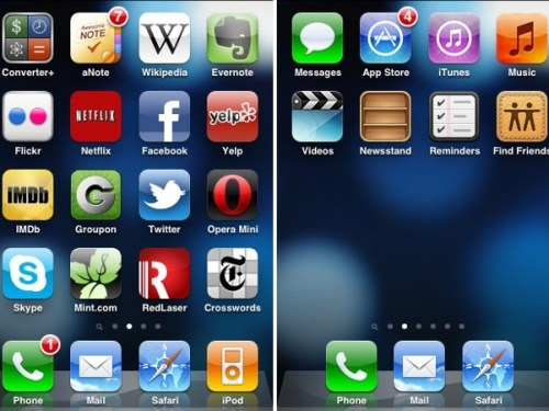 Apple: New iOS Apps (December 08, 2012)