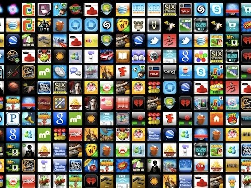 Apple: New iOS Apps (December 18, 2012)