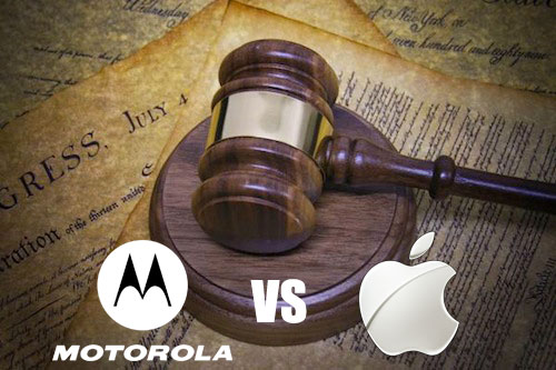 ITC Clears Apple of Infringing Some of Motorola's Patents