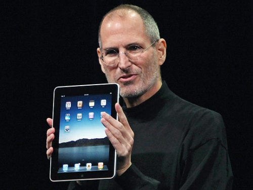 Gartner: iPads To Overtake Blackberries In Business