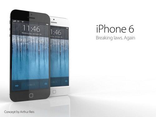 iPhone 6 Concept Photos By Arthur Reis