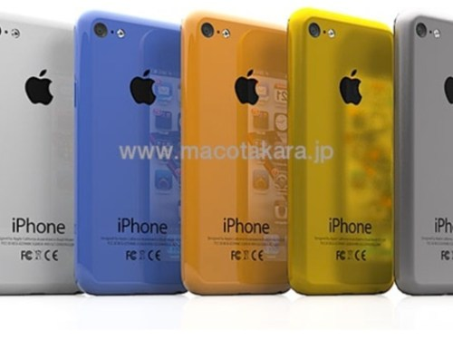 Low-Cost iPhone Coming Later this Year in Navy Blue, Gold, Orange and Many Other Colours [Rumor]