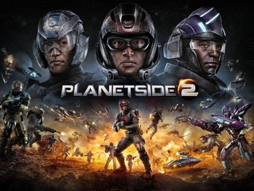 DC Universe Online And PlanetSide 2 Heading To PlayStation 4