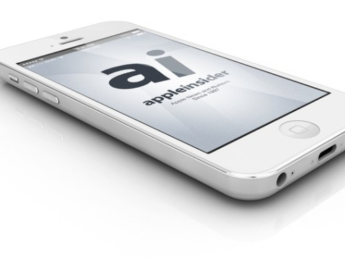 3D Rendering of Apple's Forthcoming Low-Cost iPhone