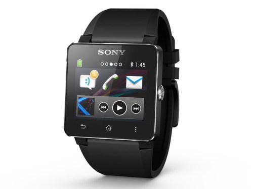 Sony Unveils SmartWatch 2; Comes with NFC, Waterproofing and Android