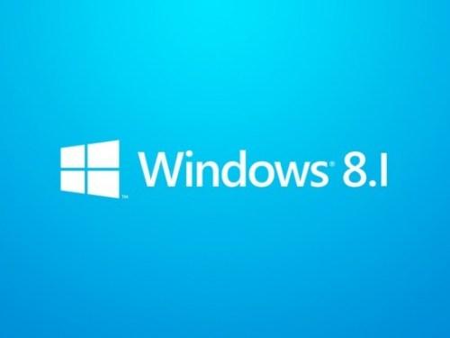 Windows 8.1 to Have Fingerprint-based Biometrics Sensor Technology