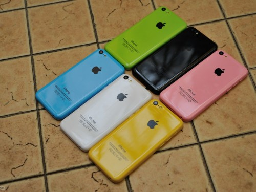 More Details on the iPhone 5S and iPhone 5C Surface