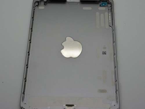 New Space Gray iPad Mini 2 Rear Enclosure Surfaces