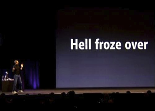 iTunes on Windows: The Day Hell Froze Over