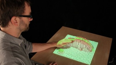 MIT Invents Shapeshifting Display Using Atoms Instead Of Pixels