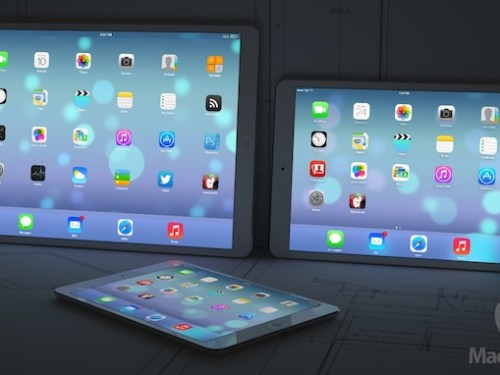 Apple To Release 12.9-Inch iPad In October 2014; Will be manufactured by Quanta Computer [Rumor]