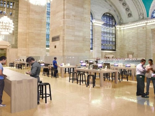 Apple To Start Using iBeacon In Its 254 U.S. Stores Today