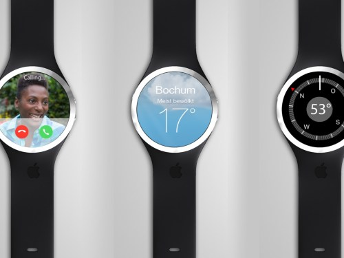 New Stunning iWatch Renders