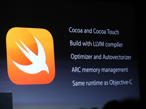 Apple Set Up New Blog For Their Swift Programming Language