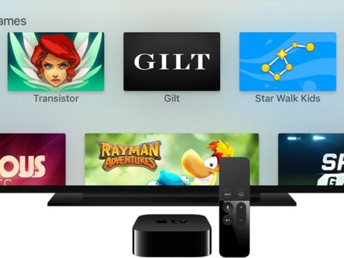 Apple Announces Apple TV Tech Talks