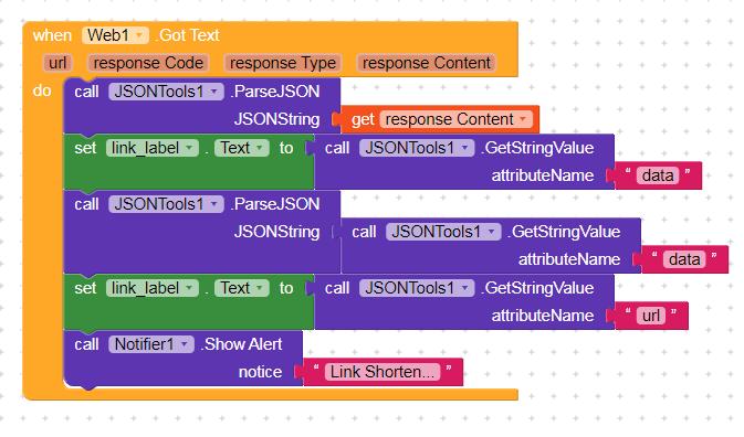 Create a Link Shortener App using API – TechStudy