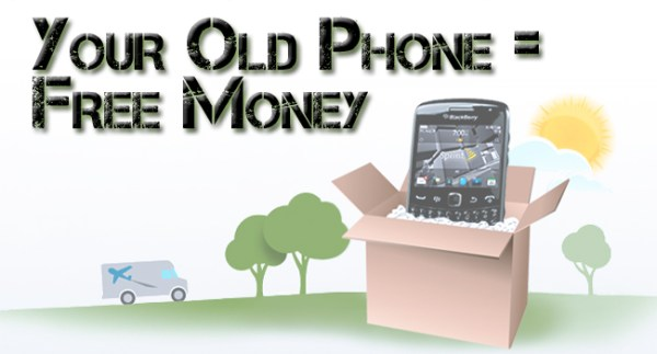 Receive $300 for Your Old Phone