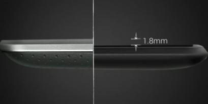 Thinner Than the Original Nexus 7