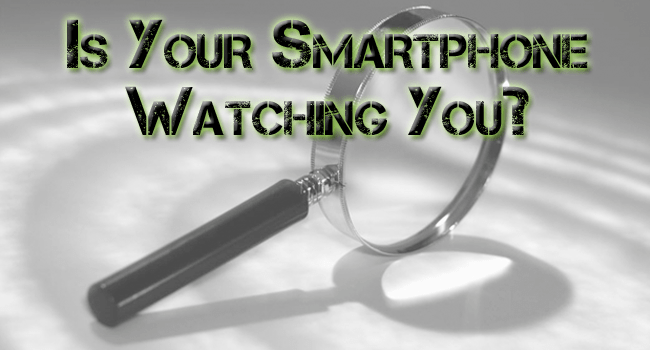 smartphone tracking