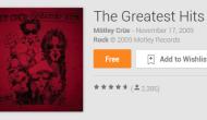 Free Weekly Album: Mötley Crüe – Greatest Hits