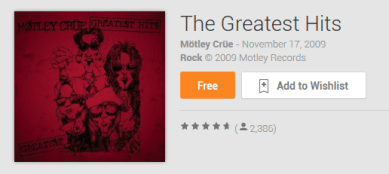 motley crew album cover free google music by the tech temple