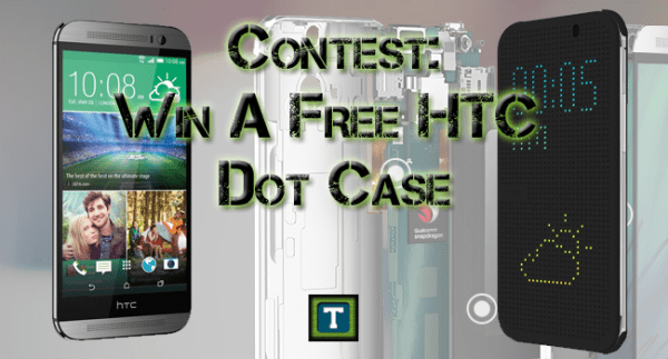 Enter to Win an HTC Dot Case