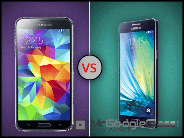 Samsung Galaxy A Vs S