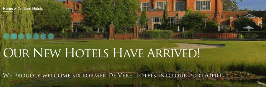 Qhotels Arrived