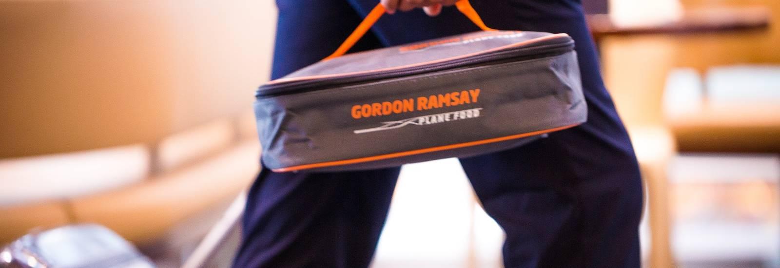 GordonRamsay picnic bag