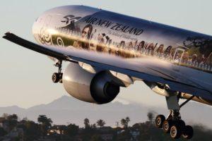 Air New Zealand Hobbit livery