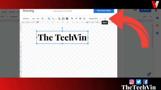 how to wrap text in google slides