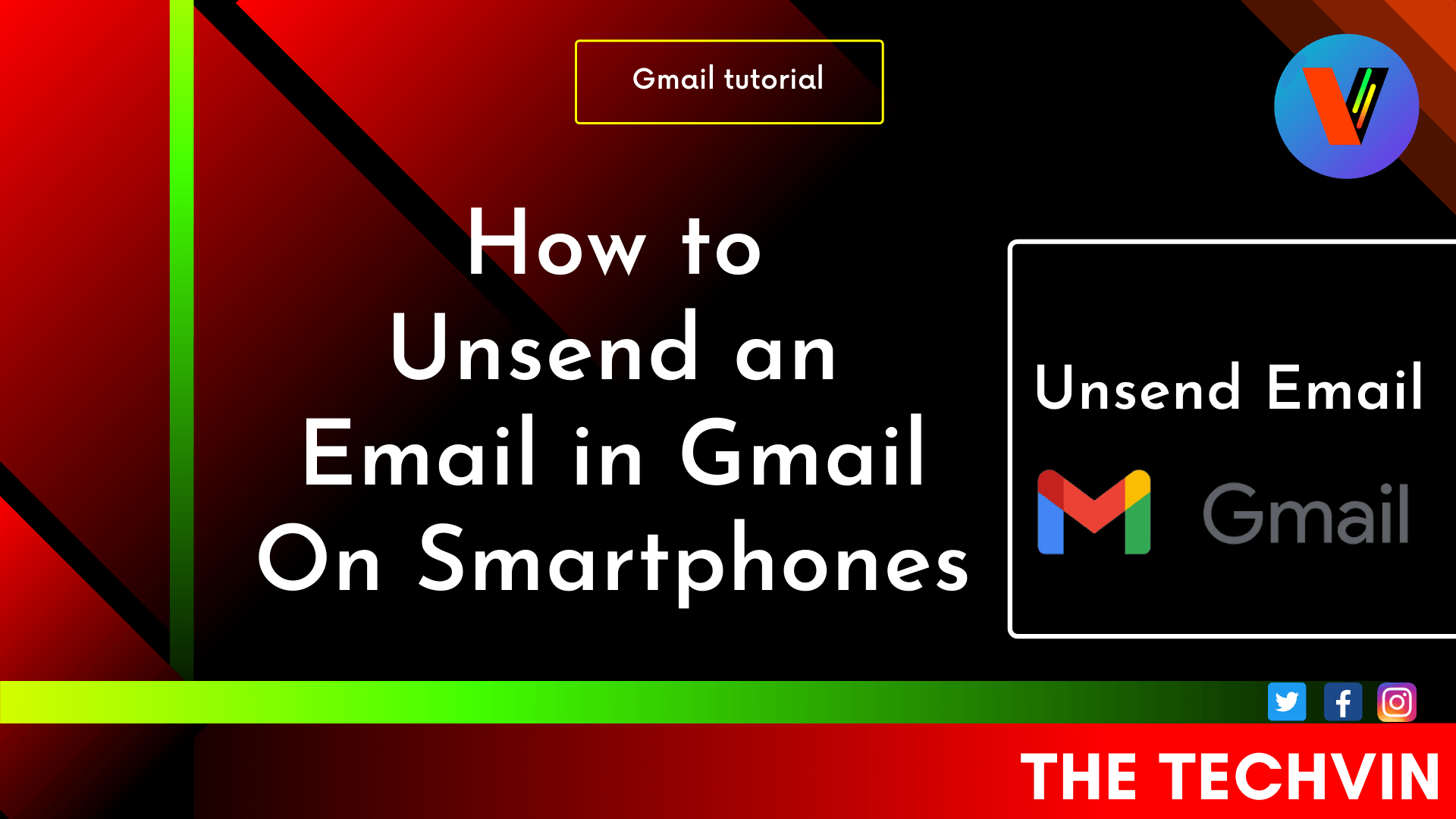 how to delete a sent email gmail