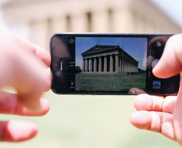 Smartphone pictures