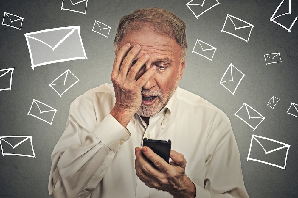 Email Overload - The Tech Wizard Blog