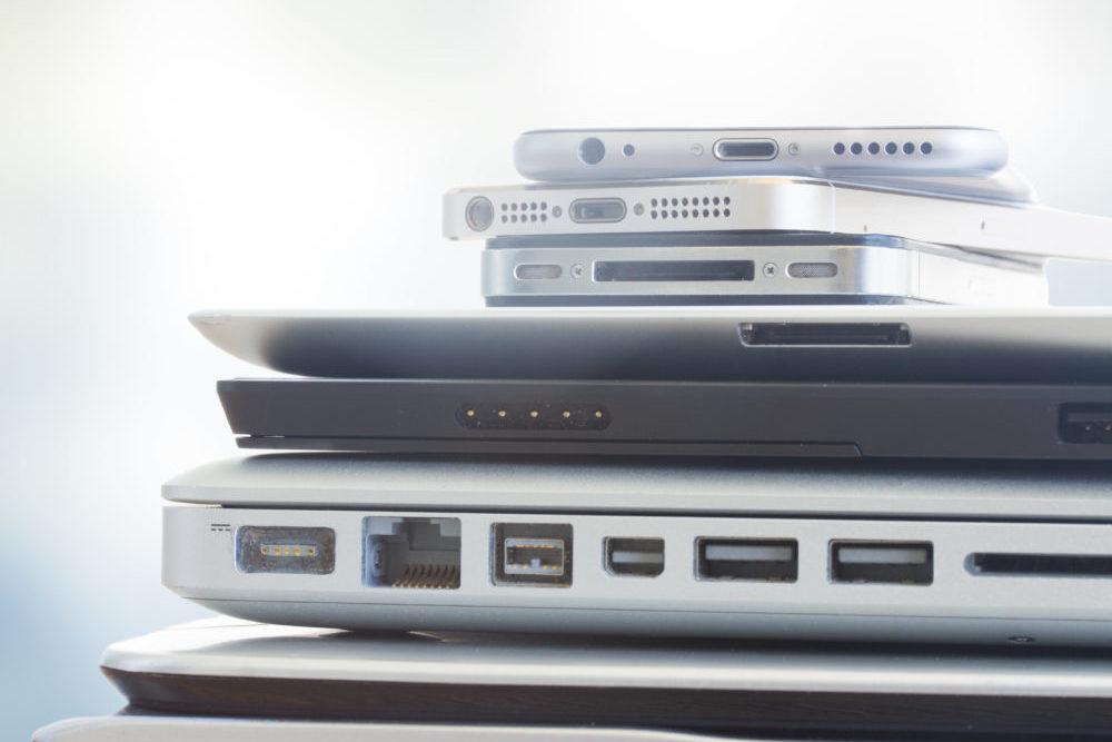 Laptops versus tablets