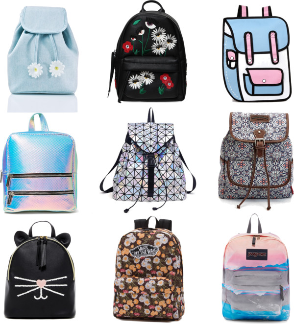 Awesome Teen Backpacks!
