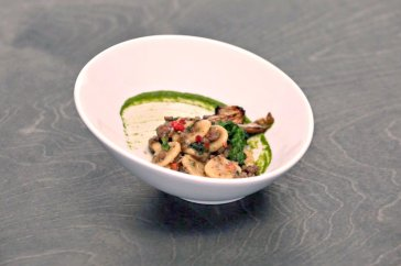 Karen's Orecchiette with pork ragu and broccoli rabe