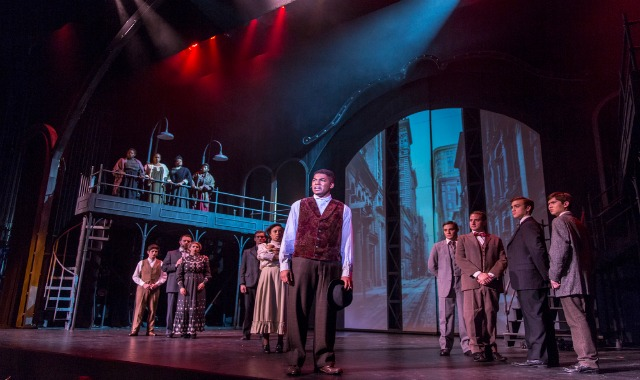 SCAD Savannah – 2015 Spring – Performing Arts – Ragtime dress rehearsal – Photography by Marc Newton