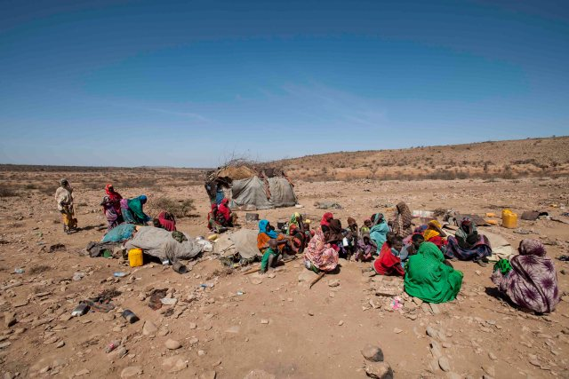 Somali drought, unicef