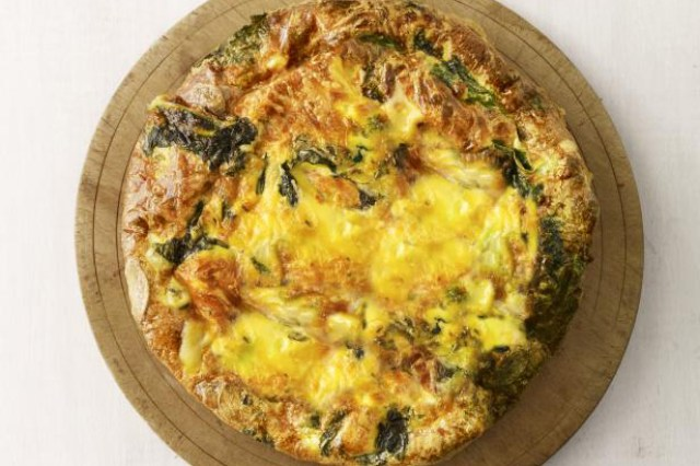 frittata meatless dinners