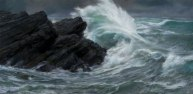 Wave-Opposing Forces ~ Donato Giancola