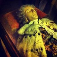 A dead aristocrat