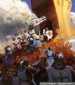 Charging Templars