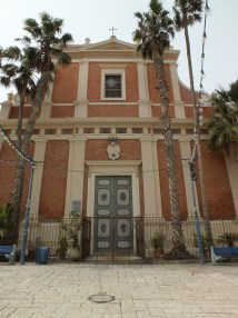 Catholic church in Jaffa