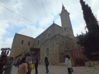 The Franciscan church of John the Baptist